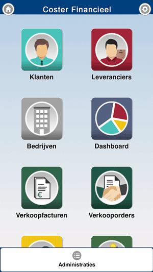 App Coster Financieel